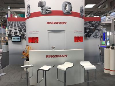 Hannover Messe 2018 - Halle 22, Stand A50 - Ansicht 4