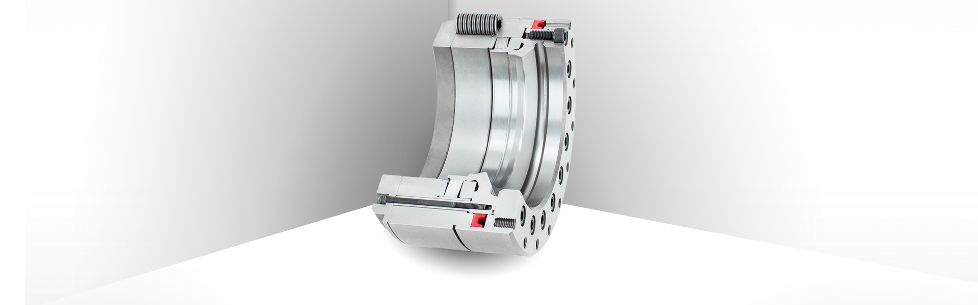 New clamping coupling for rotary/swivel tables is on the rise